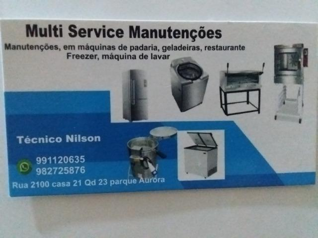 Multi Serviçe Manutenções