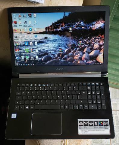 Notebook Core i5 Novissimo ACEITO TROCAS