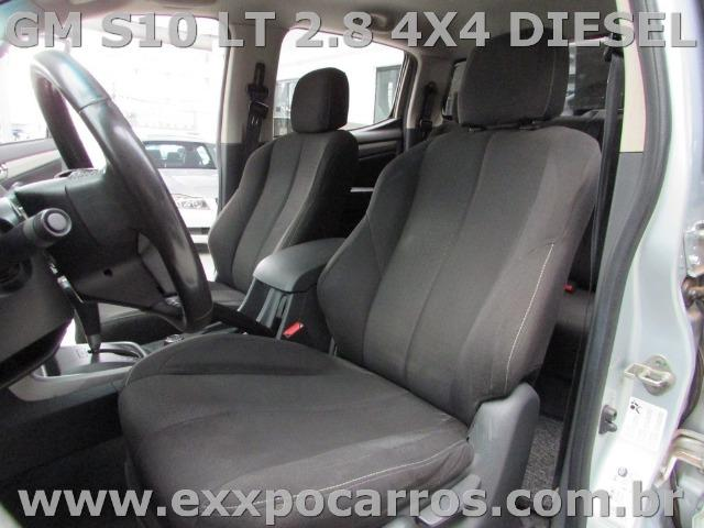 Gm S10 Lt 2.8 4X4 Diesel Automatica - Ano 2013 - Bem Conservada - Foto 5