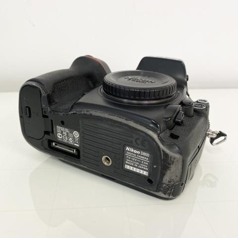 Câmera Full Frame Profissional SLR Nikon D800 36MP - Foto 5