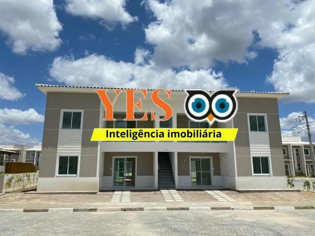 Yes Imob - Apartamento 2/4 - Papagaio
