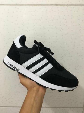 A D I D A S Black Super barato! Rodrigues Shoes