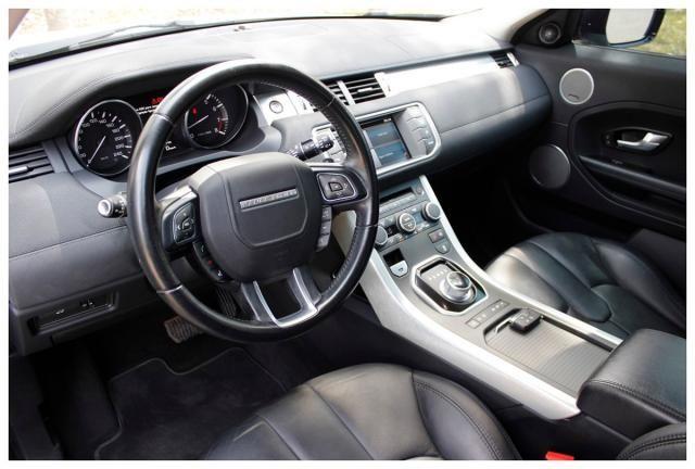 Land Rover Range Rover Evoque PURE P5D 4P - Foto 8