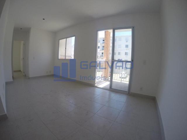 MR- Apartamento de 2Q com Varanda, Escritura Grátis !!! - Foto 3
