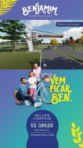 Lotes a Prestação no Bairro Planejado Benjamin em Hidrolândia - Foto 6
