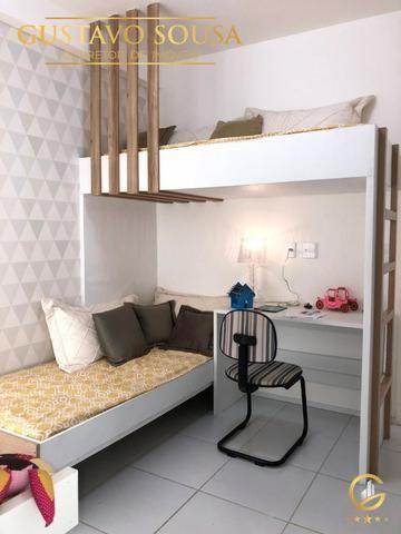Belíssimo Apartamento com arquitetura moderna - Foto 12