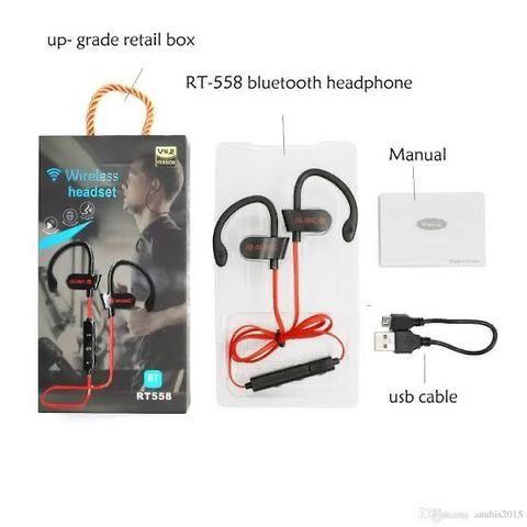 Fone de Ouvido Sport Bluetooth Android celular - Foto 2