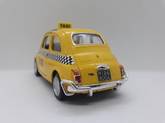 Miniatura Taxi Americano - Foto 4