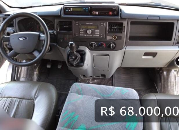 Transit TDCI Van