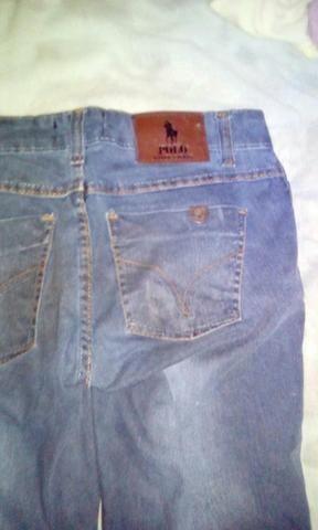06717da011 Calça jeans de marca pólo esta em bom estado - Roupas e calçados ...