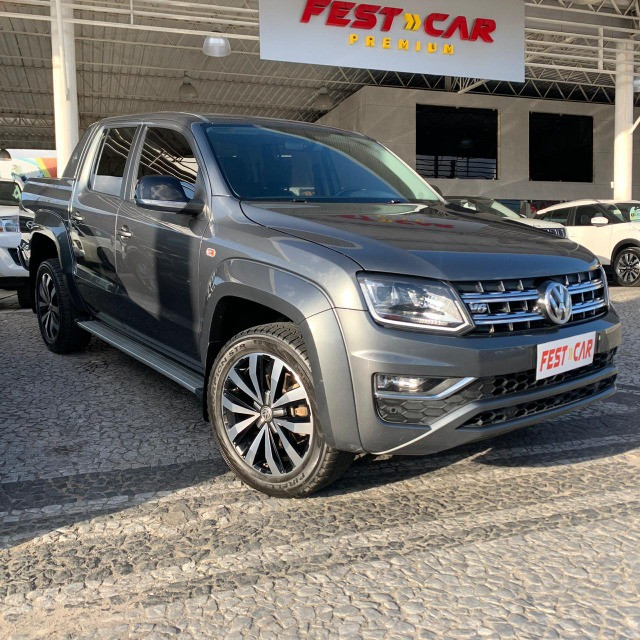 VW Amarok 2018 3.0 4x4 Diesel HighLine Extreme *IPVA 2020 grátis (81)99402.6607