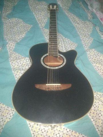 Vende se violão elétrico. - Foto 3