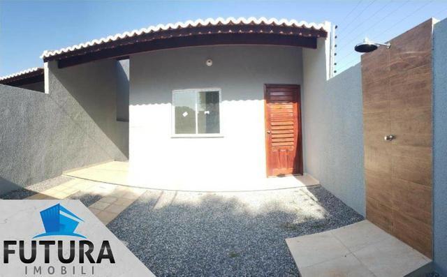 Casa com o melhor preço e entrada, venha conhecer a sua casa nova!