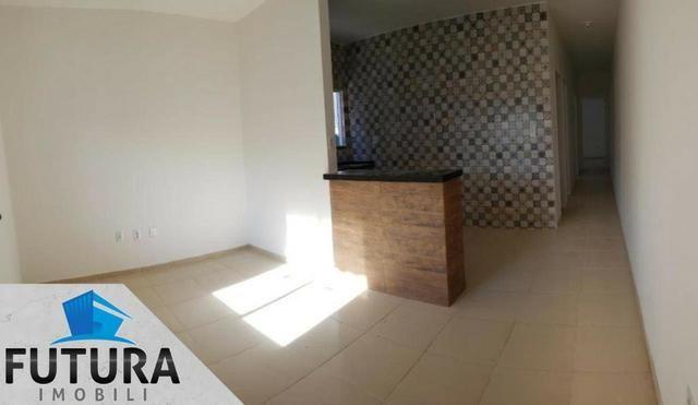 Casa com o melhor preço e entrada, venha conhecer a sua casa nova! - Foto 6