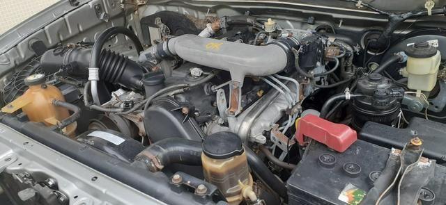 Hillux 2006/2006 motor 2.5 4x4!Mecânica - Foto 5