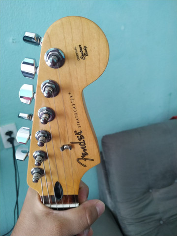 Guitarra fender stratocaster player series - Foto 4