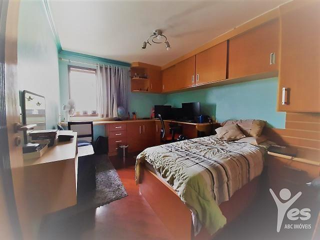 Apartamento, 04 quartos sendo 01 suíte, 01 vaga de garagem, Vila Assunção, Santo André - Foto 17