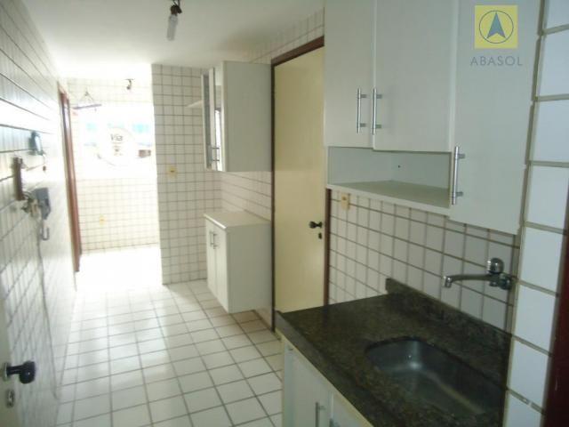 Apartamento com 3 dormitórios à venda, 94 m² por R$ 395.000,00 - Boa Viagem - Recife/PE - Foto 16