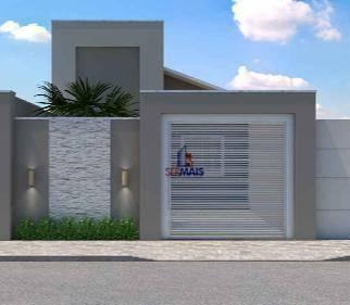 Casa com 2 dormitórios à venda por R$ 150.000 - Colina Park I - Ji-Paraná/RO