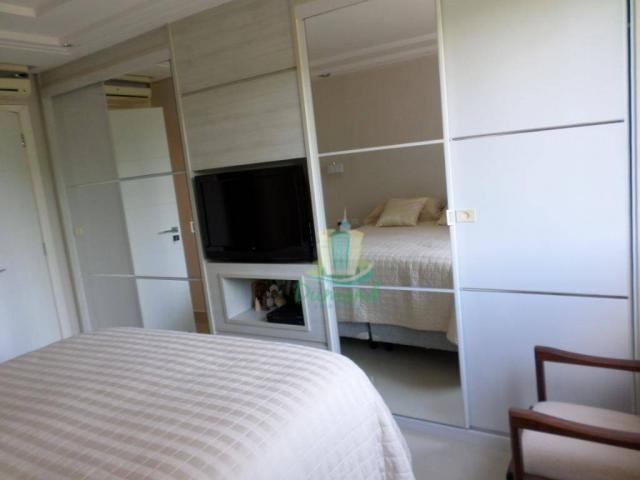 Apartamento com 3 dormitórios à venda, 149 m² por R$ 630.000,00 - Edificio Castelo Real -  - Foto 14