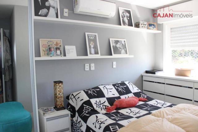 Apartamento com 3 dormitórios à venda, 80 m² por R$ 600.000,00 - Jardim Botânico - Porto A - Foto 12