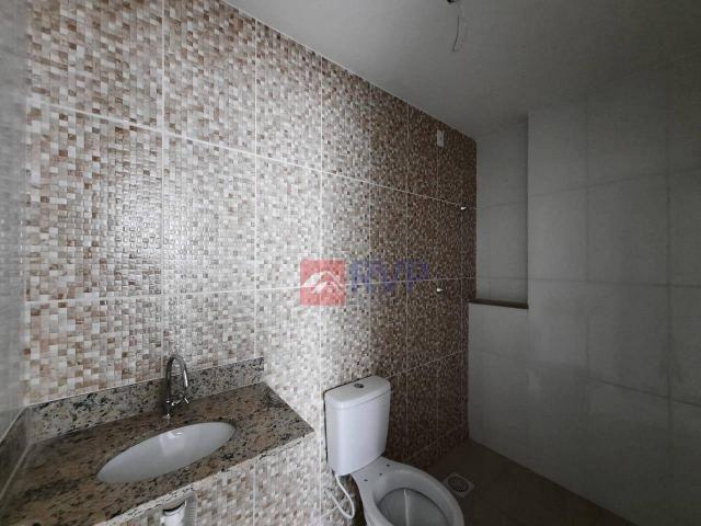 Apartamento com 2 dormitórios à venda, 53 m² por R$ 179.000,00 - Recanto da Mata - Juiz de - Foto 4