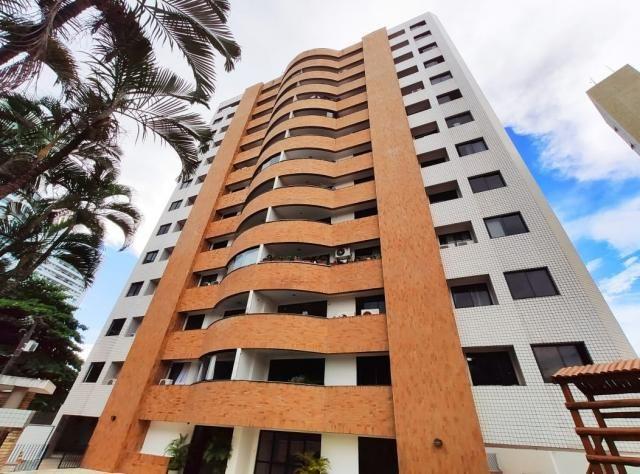 Apartamento à venda com 3 dormitórios em Aldeota, Fortaleza cod:DMV241