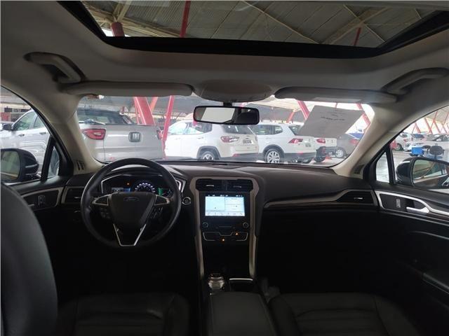 Ford Fusion 2.0 sel 16v gasolina 4p automático - Foto 5