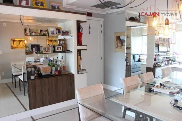 Apartamento com 3 dormitórios à venda, 80 m² por R$ 600.000,00 - Jardim Botânico - Porto A - Foto 8