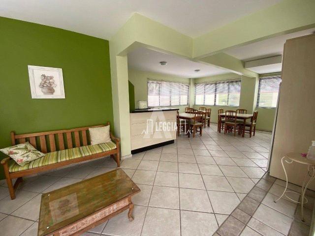 Apartamento com 3 dormitórios à venda, 95 m² por R$ 379.000,00 - América - Joinville/SC - Foto 20
