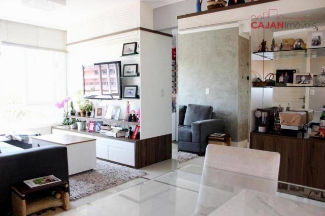 Apartamento com 3 dormitórios à venda, 80 m² por R$ 600.000,00 - Jardim Botânico - Porto A - Foto 4