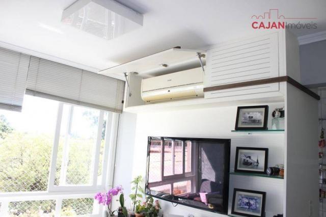 Apartamento com 3 dormitórios à venda, 80 m² por R$ 600.000,00 - Jardim Botânico - Porto A - Foto 7