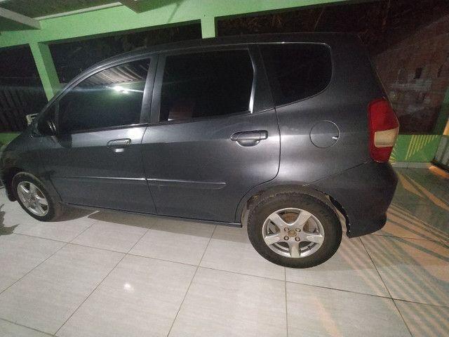 Honda Fit 2008 valor: 18 mil