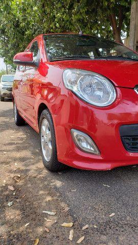 Picanto 2011 Automático Ipva Pago - Foto 3