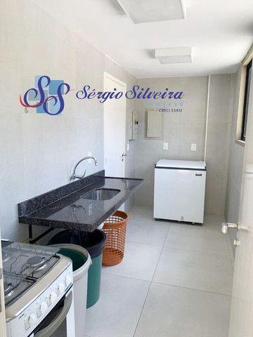 Casa em condomínio fechado alto padrão no Eusébio com área de lazer completa! - Foto 8