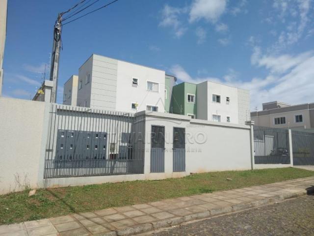Apartamento à venda com 3 dormitórios em Oficinas, Ponta grossa cod:V286