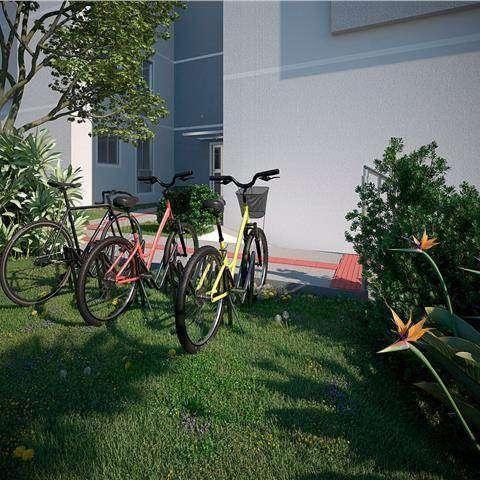 Residencial Solar do Vale - Apartamento de 2 quartos em Sorocaba, SP - ID4019 - Foto 3