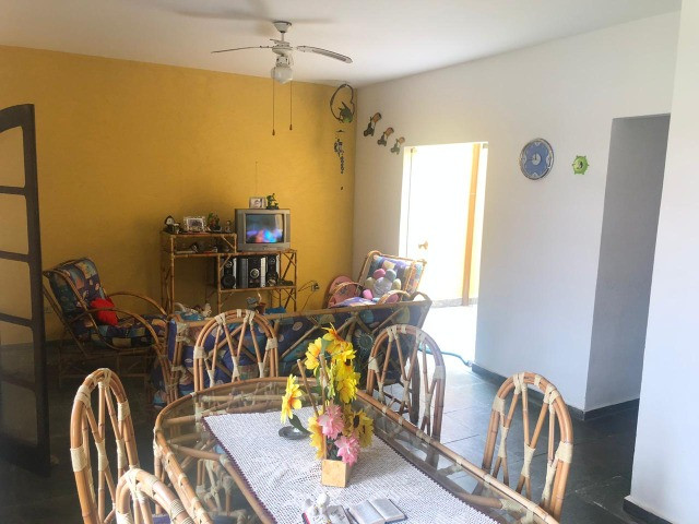 Casa mobiliada aluguel definitivo/ fixo, Peruíbe 400mts praia, 3dorm, 3vgs - Foto 7