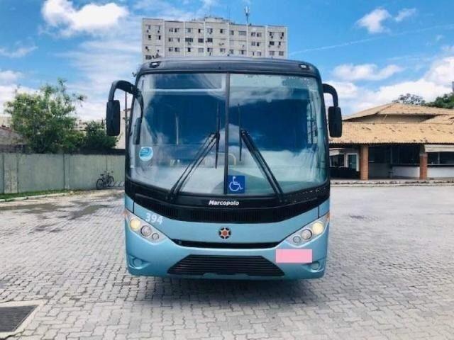 Ônibus Marcopolo Ideale 770 Volks Bus 17 230 OD Único Dono Fretamentos Com Ar Seminovos - Foto 3