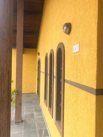 Casa mobiliada aluguel definitivo/ fixo, Peruíbe 400mts praia, 3dorm, 3vgs - Foto 3