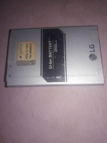 Bateria celular LG 4 Plus - Foto 5