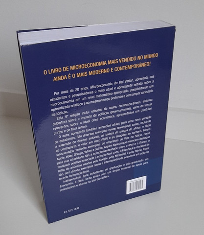 Livro Microeconomia - Hal Varian (9ª Edição) - Foto 4
