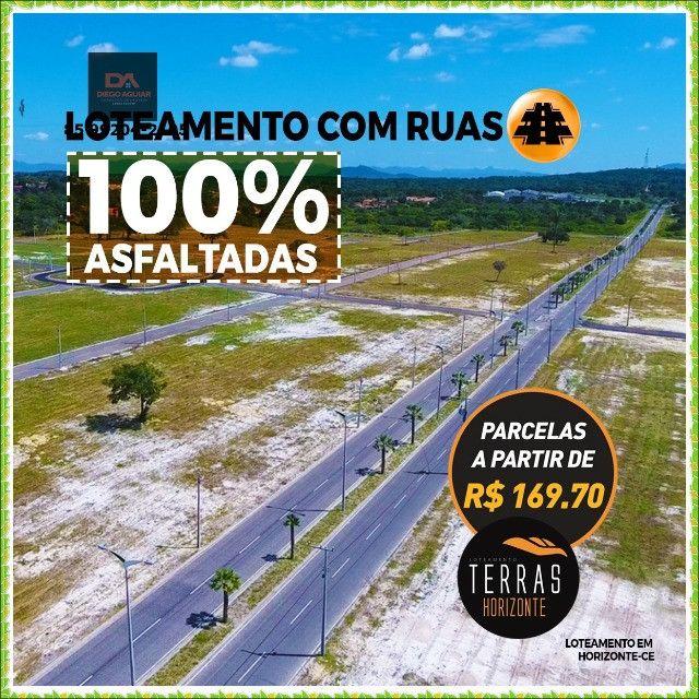 Loteamento Terras Horizonte $%¨& - Foto 9