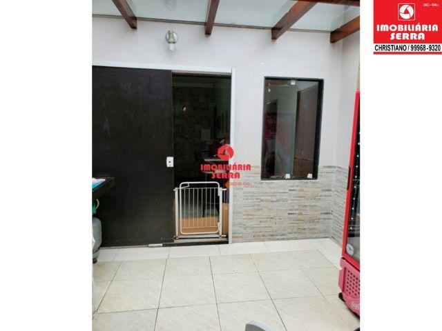 (CAN-100) Sensacional casa com área gourmet e piscina - Foto 6