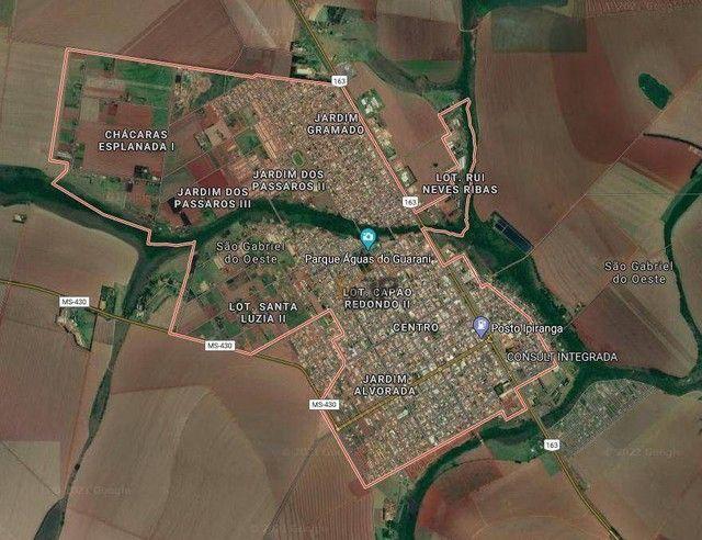 Terreno à venda, 12.250 m² por R$ 791.245 - Loteamento Santa Luzia I - São Gabriel Do Oest - Foto 4