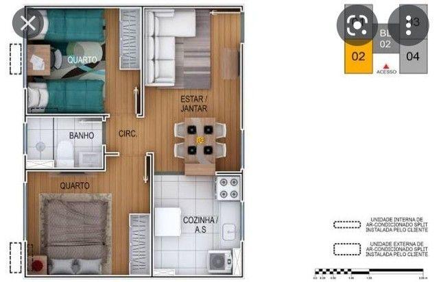 Repasso apartamento  na pajuçara em Maracanau  - Foto 4