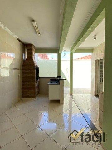 Casa para Venda em Presidente Prudente, Jardim Ouro Verde, 3 dormitórios, 1 suíte, 3 banhe - Foto 17
