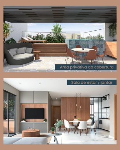 Lucca Falcone - 1, 2 e 3 quartos - 30 m², 61 m² e 71 m² - Tambauzinho - Foto 3
