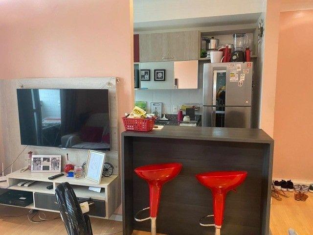 Condomínio Verano Residencial Clube. Apt com 2 quartos sendo 1 suíte - Foto 6