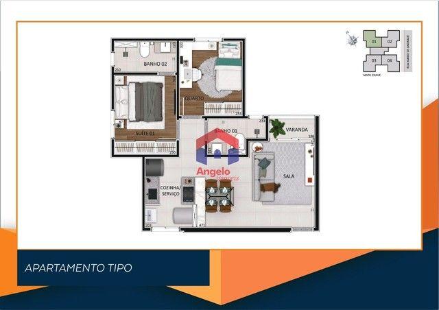 BELO HORIZONTE - Apartamento Padrão - Santa Branca - Foto 3